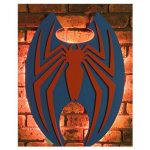 Roco Designs - Gallery Images - Spiderman with LED