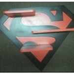 Roco Designs - Gallery Images - Superman with shelves 2